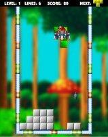 Скриншот Тетрис на flash