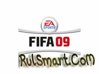 Скриншот FIFA 2009