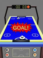 Скриншот Air Hockey 3