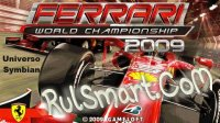 Скриншот Ferrari World Championship 2009 (гонки) для 5800