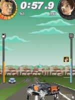 Скриншот Cannonball 8000 для Nokia 5800