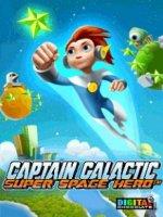 Скриншот Captain Galactic: Super Space Hero