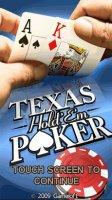 Скриншот Игра Texas Hold'Em Poker (покер Техасский Холдем) для 5800, 5530, N97