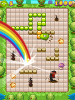 Скриншот Snake Revolution