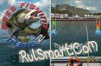 Скриншот Bass Fishing Mania 2