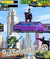 Скриншот Черепашки Ниндзя: Быстрый прорыв (Teenage Mutant Ninja Turtles: Fast Forward)