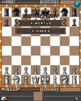 Скриншот Мобильные Шахматы (Mobi Chess)