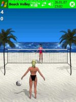 Скриншот Beach Volleyball