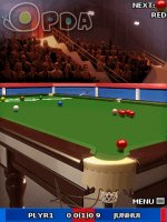 Скриншот  Ronnie O'Sullivan's Snooker 2010