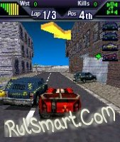 Скриншот Carmagedon 3D 2