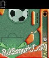 Скриншот SoccerPinball