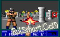 Скриншот Wolfenstein3D