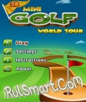 Скриншот 3D Mini Golf World Tour