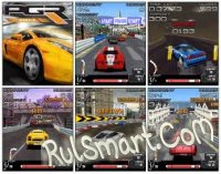 Скриншот Project Gotham Racing