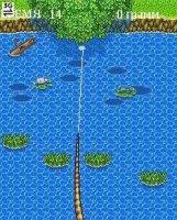 Соник на Рыбалке