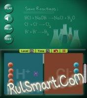 Скриншот Ionizable Atoms