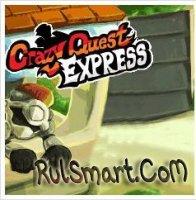Скриншот Crazy Quest Express