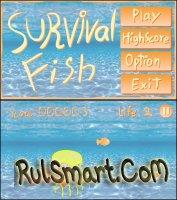 Скриншот SurvivalFish