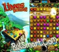 Скриншот Lines Deluxe
