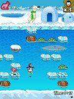 Crazy Penguin Freezeway