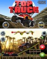 Скриншот Top Truck