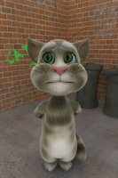 Скриншот Talking Tom HD