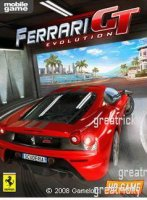 Скриншот Game Ferrari GT full screen 5800
