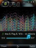 Скриншот Визуализации на TTpod