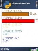 Скриншот CallsInfo v1.0