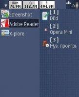 Скриншот Jbak TaskMan v.1.0 R5