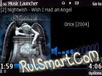 Скриншот Music Launcher