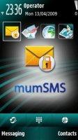 Скриншот MumSMS+ - v5.08ru