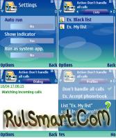 Разное. Интернет. PhonePilot. Все для UIQ 3. Защита. Темы для GDesk.