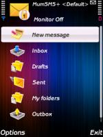 Скриншот MumSMS+ - v5.05ru
