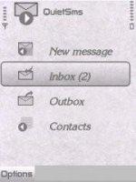 Скриншот Quiet Sms