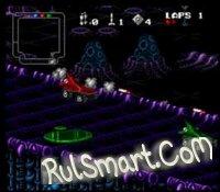 Скриншот Rock 'n' Roll Racing
