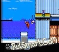 Скриншот Contra Force