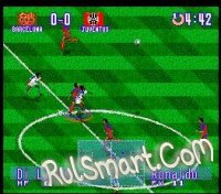 Скриншот Ronaldinho 98