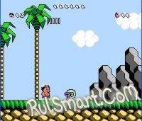 Скриншот Hudson's_Adventure_Island_III