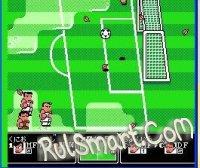 Скриншот Kunio_Kun_no_Nekketsu_Soccer_League