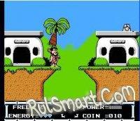 Скриншот Flintstones,_The_-_The_Rescue_of_Dino_&_Hoppy
