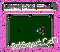 Скриншот Lunar Pool