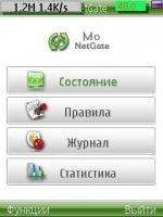 Скриншот MoNetGate