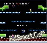 Скриншот Mario Bros
