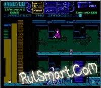 Скриншот Robocop 3