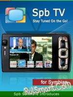 Скриншот Spb TV