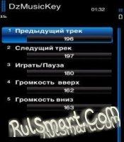 Скриншот DzMusicKey