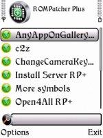 Скриншот ROMPatcher Plus_2.30ru-