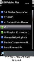 Скриншот c2z 5800