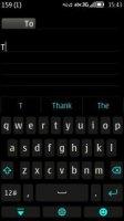 Скриншот Модификация клавиатуры для Belle FP2